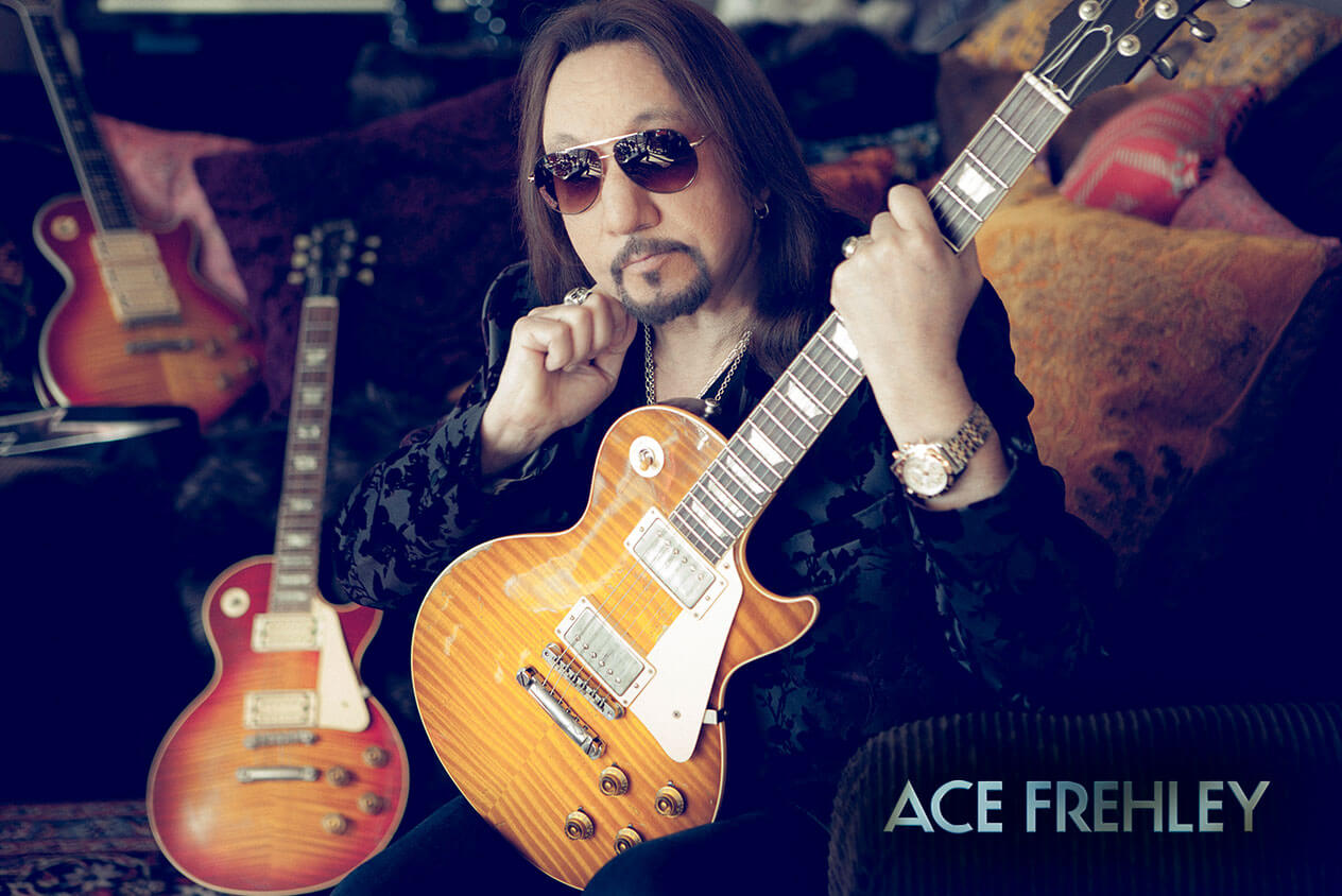 Ace Frehley - Rockfest 80's get your tickets now!