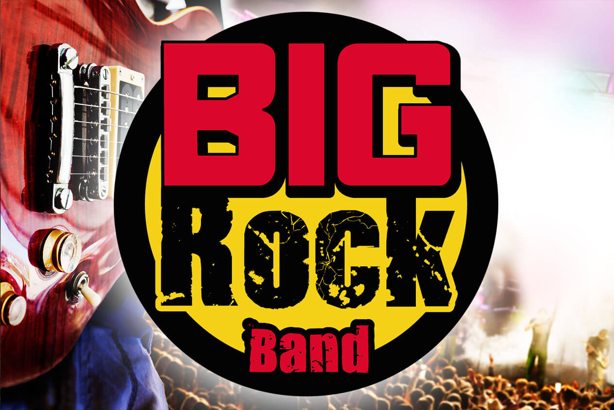 Big Rock Band - Rockfest 80's get your tickets now!