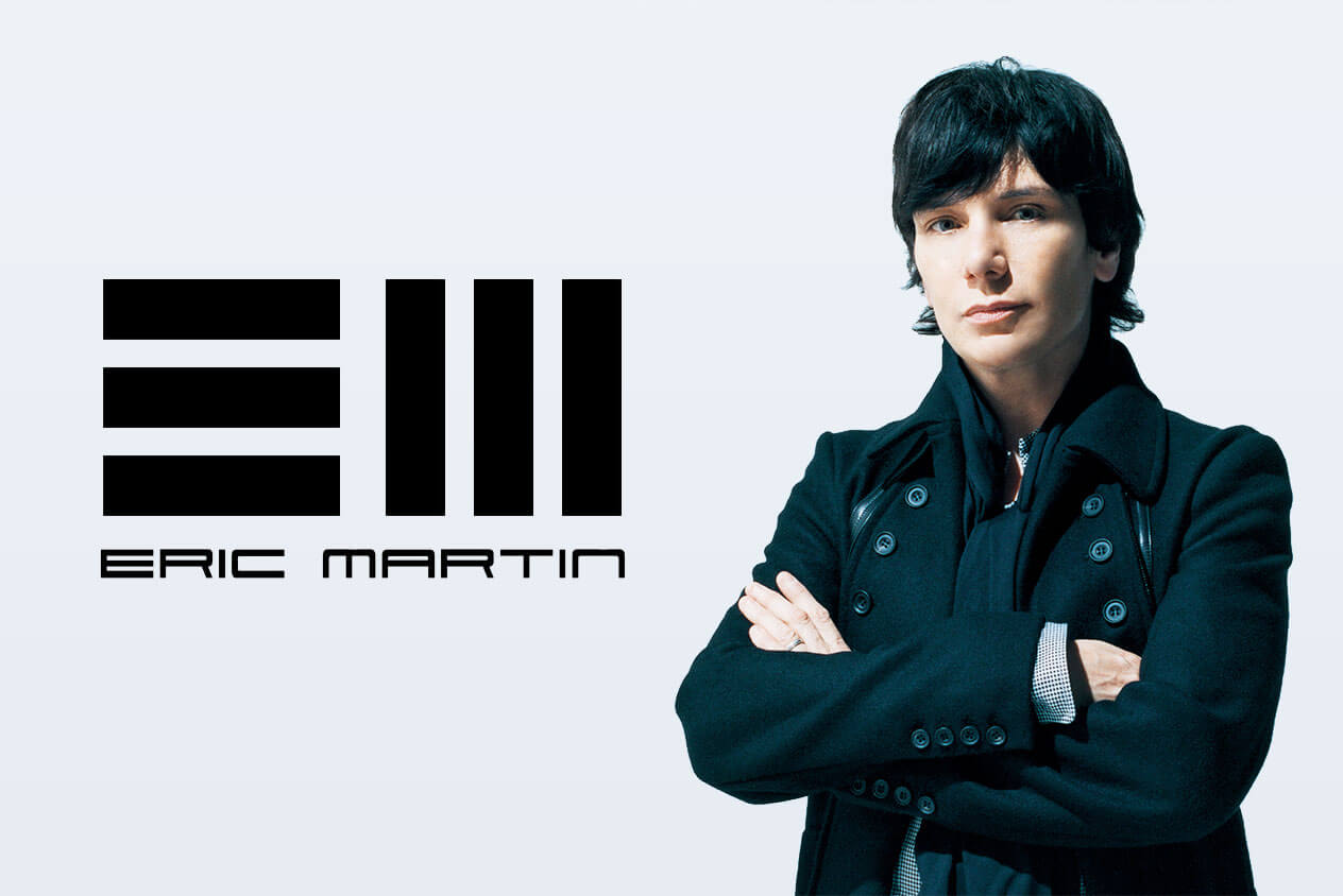 Eric Martin - Rockfest 80's get your tickets now!