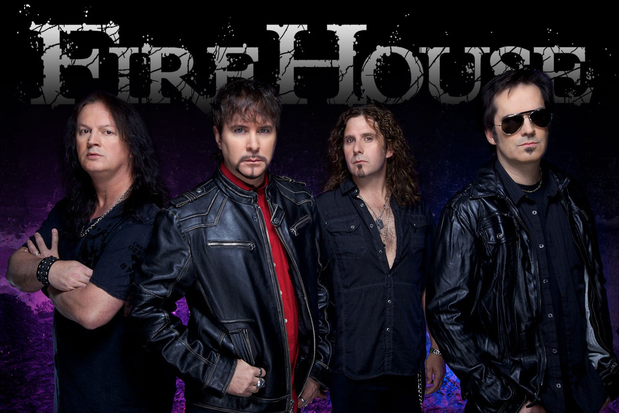 FireHouse - Rockfest 80's get your tickets now!