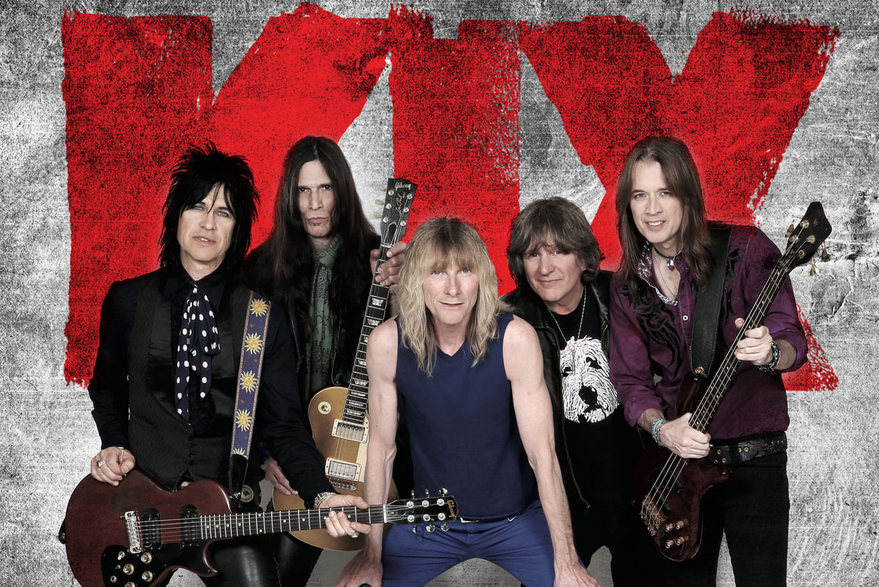 Kix - Rockfest 80's get your tickets now!