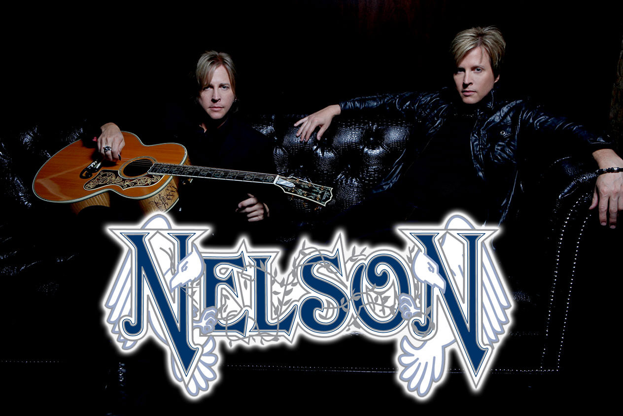 Nelson - Rockfest 80's get your tickets now!