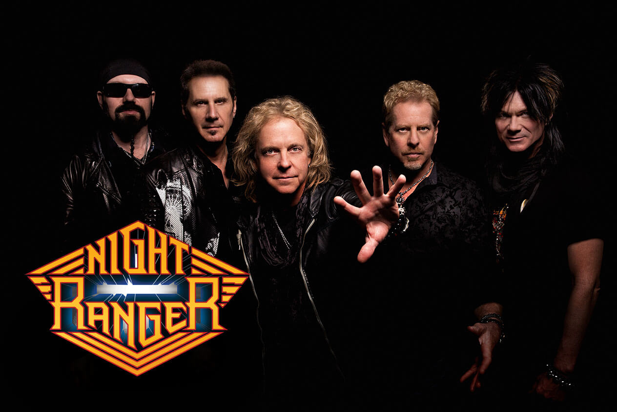 Night Ranger - Rockfest 80's get your tickets now!