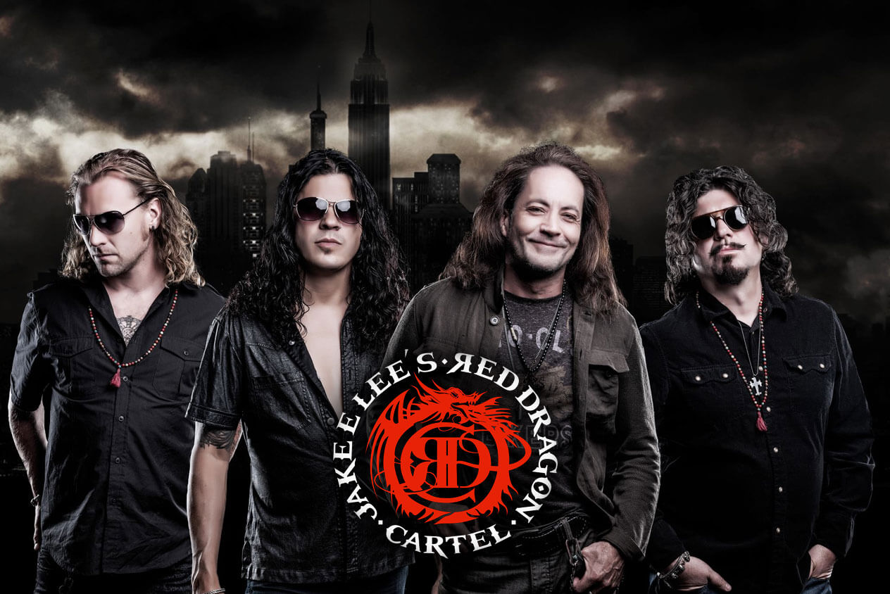 Red Dragon Cartel feat. Jake E. Lee - Rockfest 80's get your tickets now!