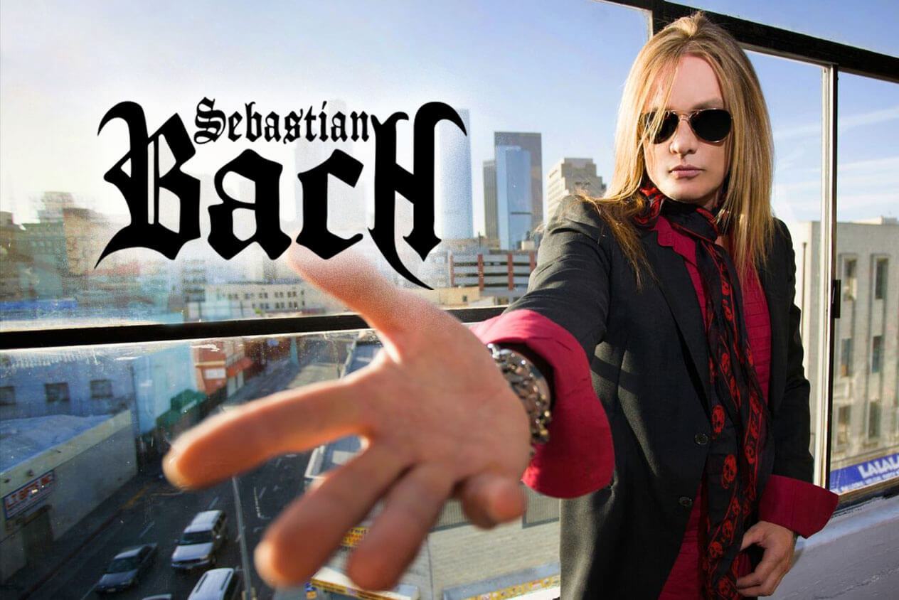 Sebastian Bach - Rockfest 80's get your tickets now!