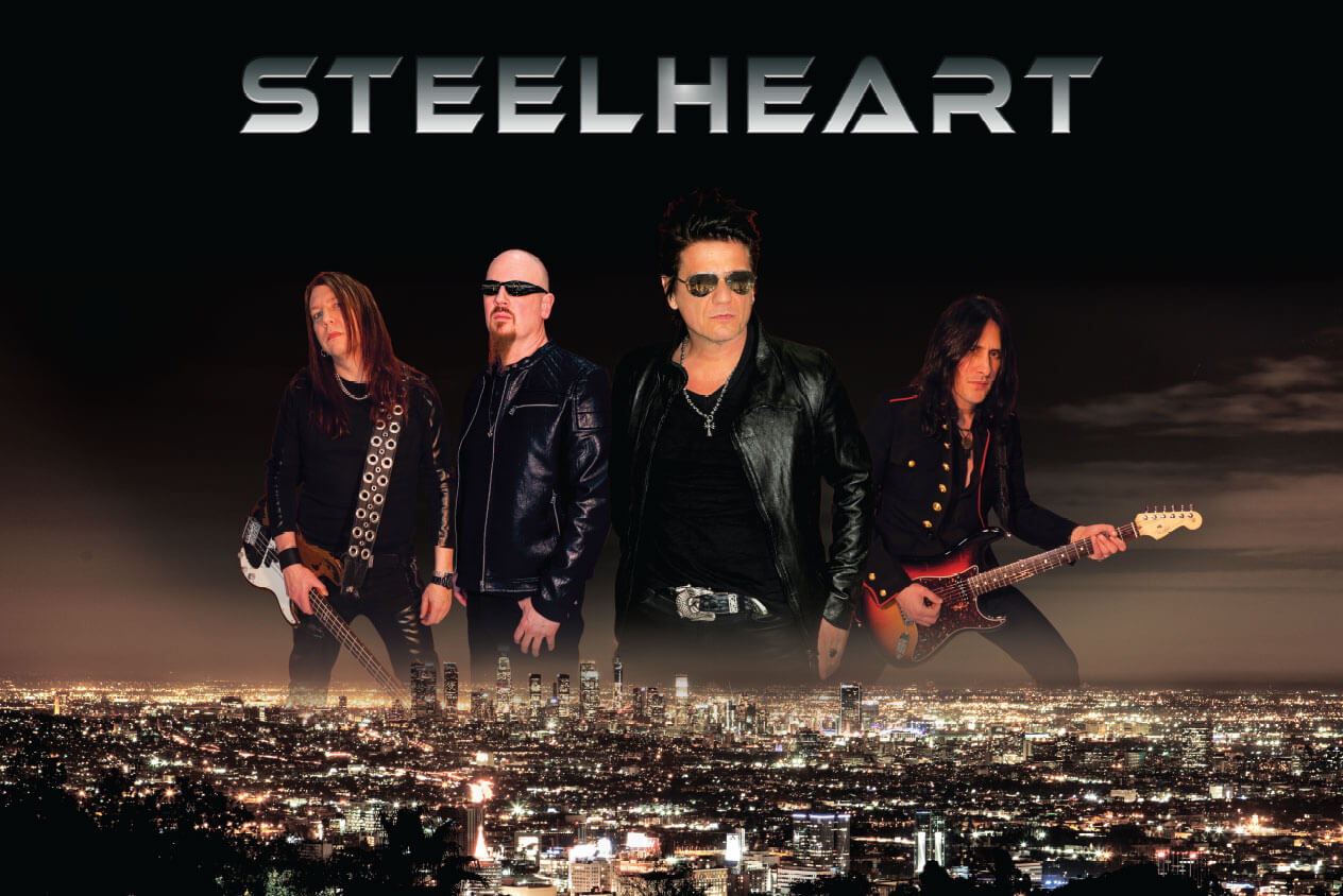 Steelheart - Rockfest 80's get your tickets now!