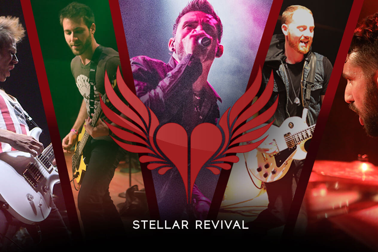 Stellar Revival - Rockfest 80's get your tickets now!