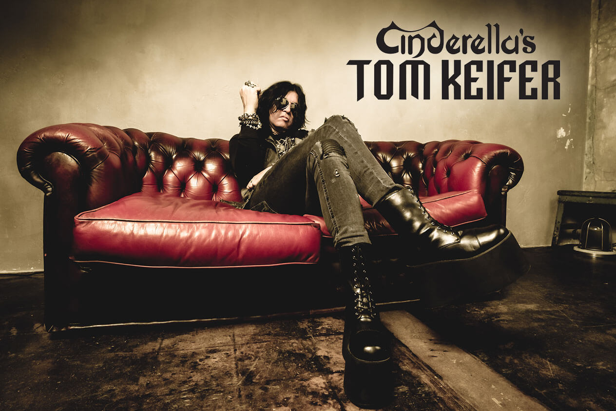 Tom Keifer - Rockfest 80's get your tickets now!