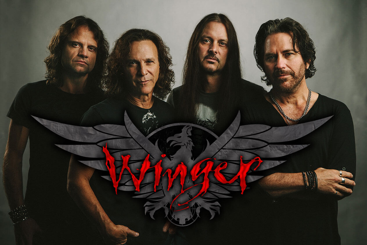 Winger - Rockfest 80's get your tickets now!