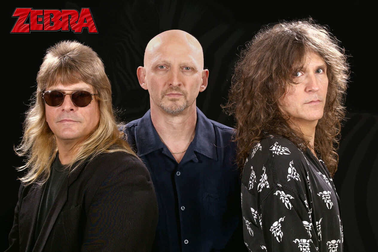 Zebra - Rockfest 80's get your tickets now!