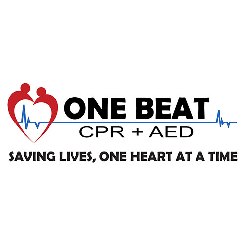 One Beat - CPR + AED - Saving lives, one heart at a time.