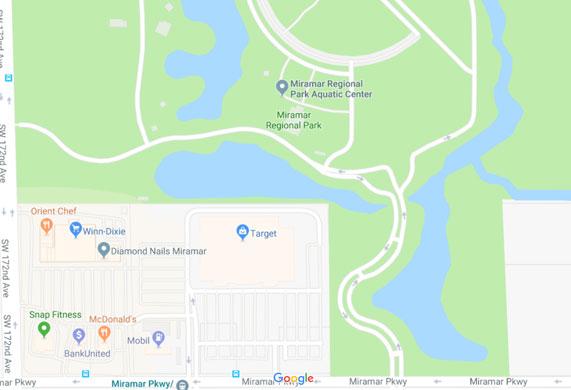 Miramar Florida Map.Rockfest 80 S Music Festival
